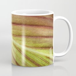 Leaf Abstract Coffee Mug