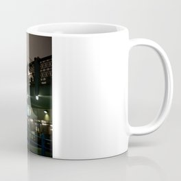 Fish and Man Coffee Mug