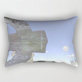 War Stars:Cross Across Rectangular Pillow
