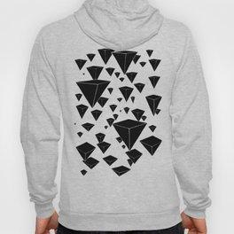 snowing pyramids II Hoody