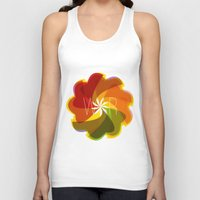 war Tank Tops featuring war by Helmo Studio