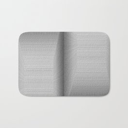 Binary Rooms Bath Mat