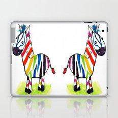 Colorful Zed Laptop & iPad Skin