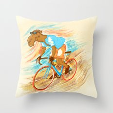 The Times They Are a-Changin' Throw Pillow