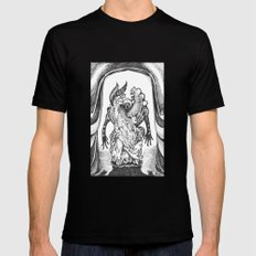 Haunted Clothing- The Small Creatures Mens Fitted Tee MEDIUM Black