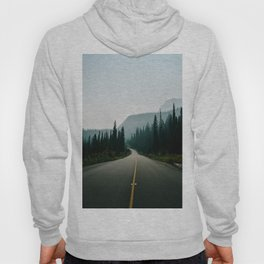 Road trip to the mountains Hoody