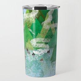 Mysterious Island Travel Mug