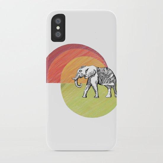 Elephant... iPhone Case