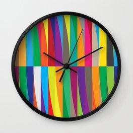 Geometric No. 1 Wall Clock