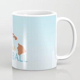 Hawaii Pukaball Coffee Mug
