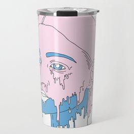 Girlscream. Travel Mug