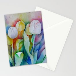 Tulips Stationery Cards