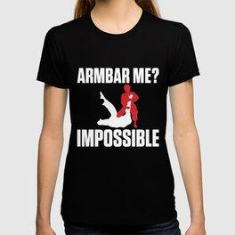 f2984d8f Impossible Funny BJJ Jiu-Jitsu T-shirt