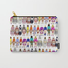 First Lady Butts Carry-All Pouch