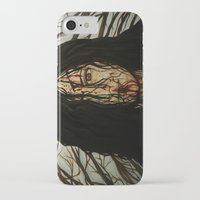 evil dead iPhone & iPod Cases featuring Evil Dead by Lydia Dick
