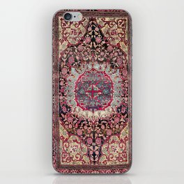 Esfahan  Antique Persian Rug iPhone Skin
