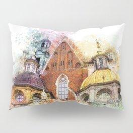 Wawel Art Cracowv Pillow Sham