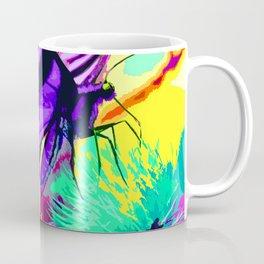 Purple butterfly beauty 1 Coffee Mug