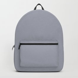 Washed-up ~ Grey Paint Backpack