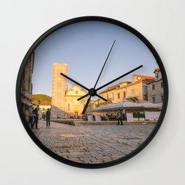 Hvar 1.4 Wall Clock