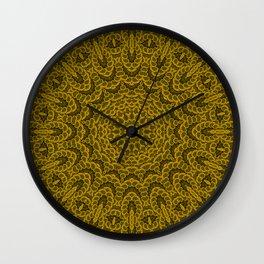 Vc SpirArt - Mandala Wall Clock