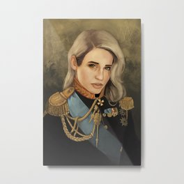 Rita volk. Metal Print