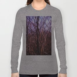 where? Long Sleeve T-shirt