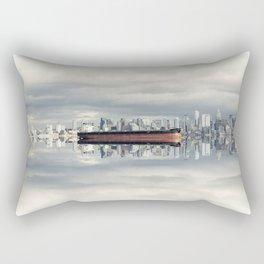 Cloud City Rectangular Pillow