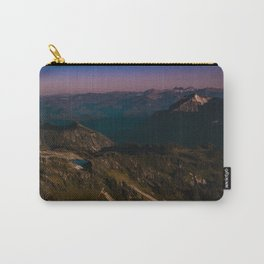Pink pool of mountain chains Carry-All Pouch