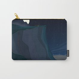 fairy landscape (at night) Carry-All Pouch