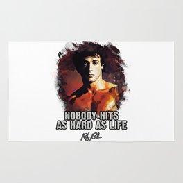 Rocky Balboa - Sylvester Stallone Rug