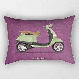 Vespa LXV Rectangular Pillow
