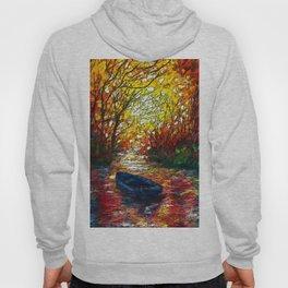 OLena Art, sunset, landscape, artwork, artistic, impressive, illustration, painting, sceni OLena Art Hoody