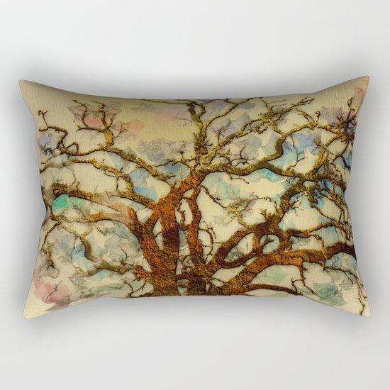 Magic Tree Rectangular Pillow