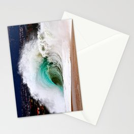 Waves - The Wedge Newport Beach CA Stationery Cards