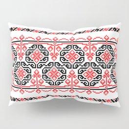 Ukrainian Pattern 1 Pillow Sham