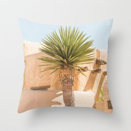 Marfa Oasis Throw Pillow