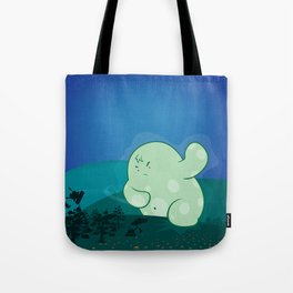 Revenge of the forest guardian Tote Bag