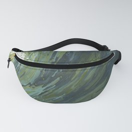 Big Pacific Ocean Wave Fanny Pack