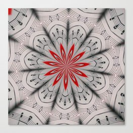Our Tune Abstract Canvas Print