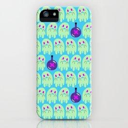 Spooky Stripe iPhone Case