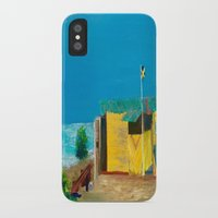 jamaica iPhone & iPod Cases featuring Jamaica. Jamaican Blues by ANoelleJay