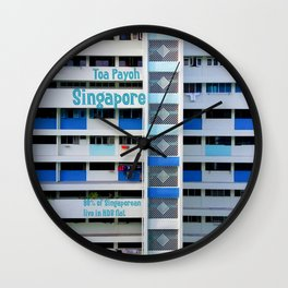 FRONT Wall Clock