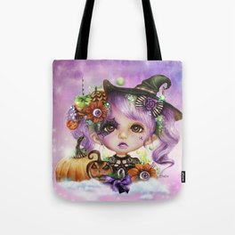 HALLOWEEN HANNAH Tote Bag