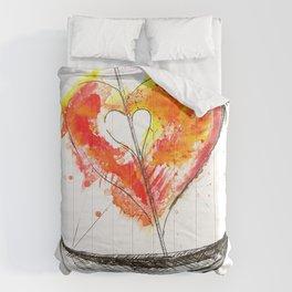 love boat Comforters