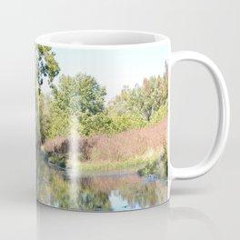 Where Canoes and Raccoons Go Series, No. 4 Coffee Mug