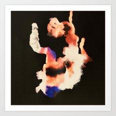 Rift Away 2 Art Print