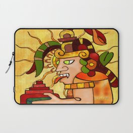Encantador De Serpientes AZTEC Laptop Sleeve