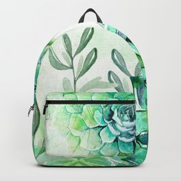 Irish Mint Garden Backpack