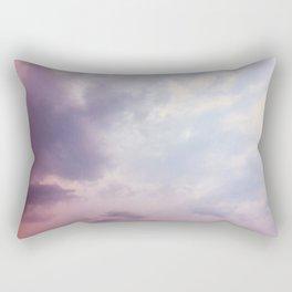 Purple Majesty Rectangular Pillow